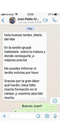 Testimonio Juan Pablo